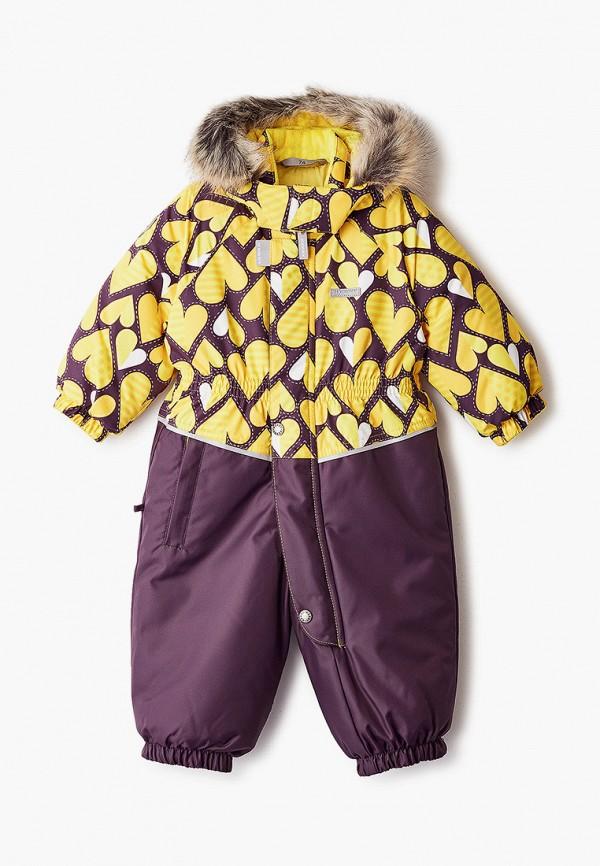 комбинезоны и костюмы kerry для девочки, желтые