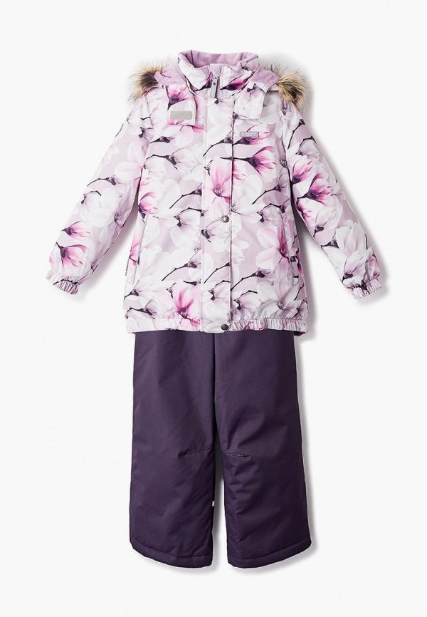комбинезоны и костюмы kerry для девочки, фиолетовые