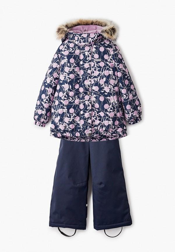 комбинезоны и костюмы kerry для девочки, синие