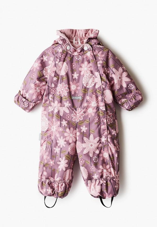 комбинезоны и костюмы kerry для девочки, розовые