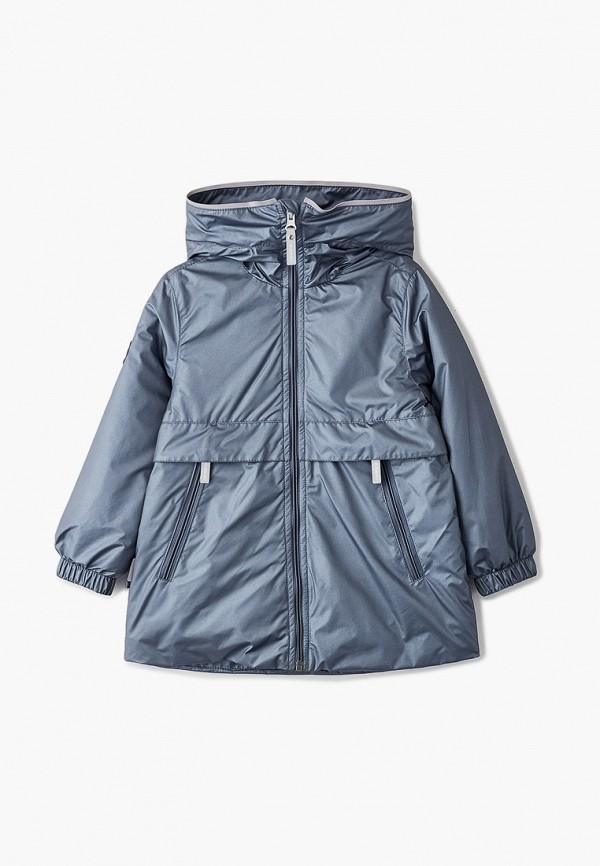 куртка kerry для девочки, серая