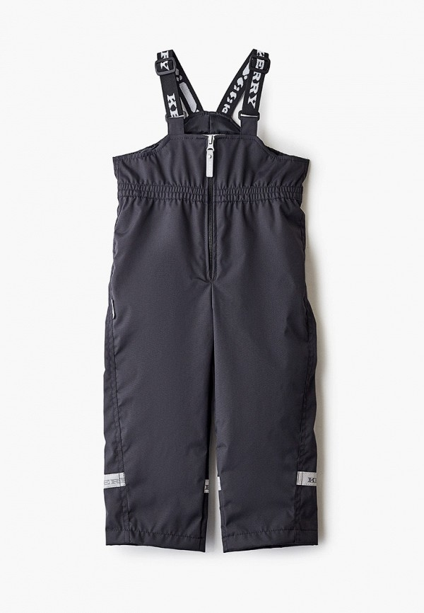 утепленные брюки kerry малыши, серые