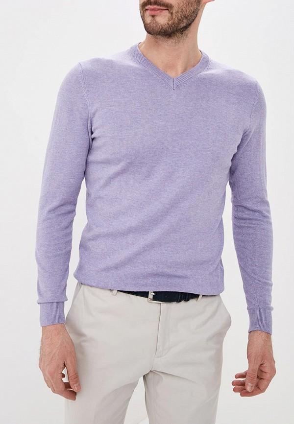 мужской пуловер kensington eastside, фиолетовый