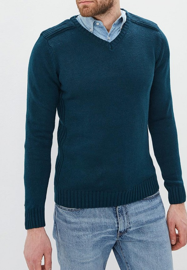 мужской пуловер kensington eastside, зеленый