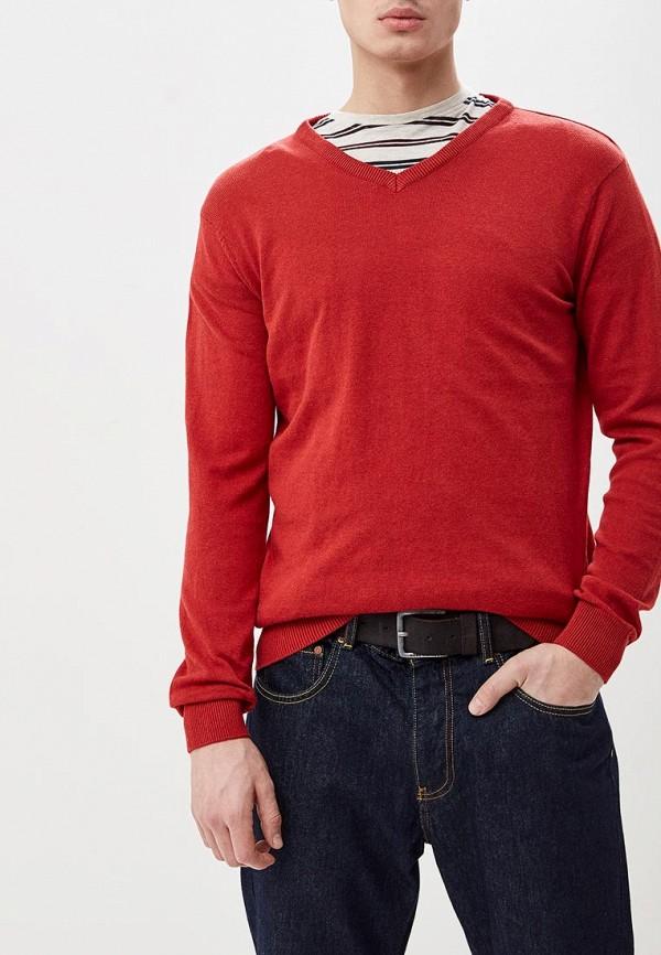 мужской пуловер kensington eastside, красный