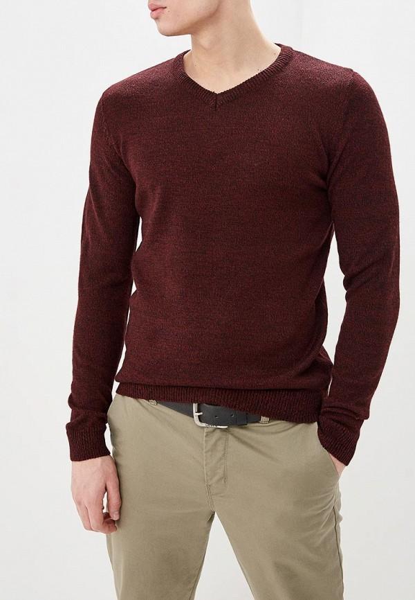 мужской пуловер kensington eastside, бордовый