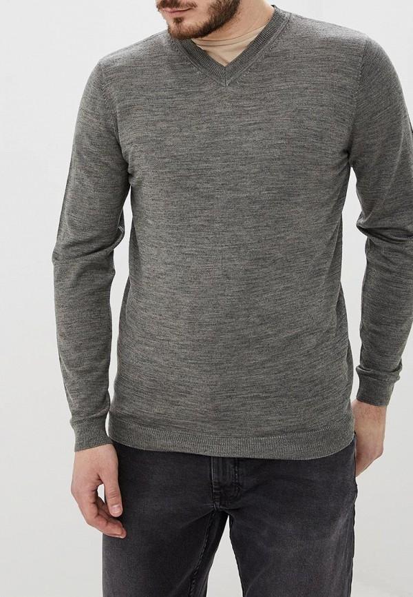 мужской пуловер nines collection, серый