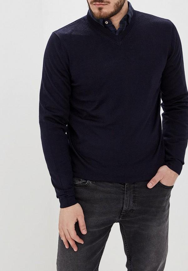 мужской пуловер nines collection, черный