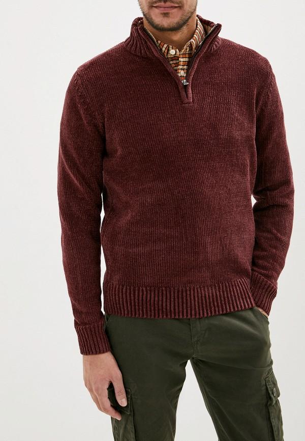 мужской свитер kensington eastside, бордовый