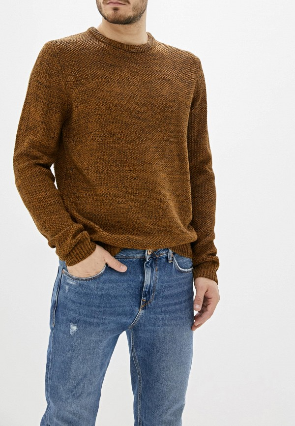 мужской джемпер kensington eastside, коричневый