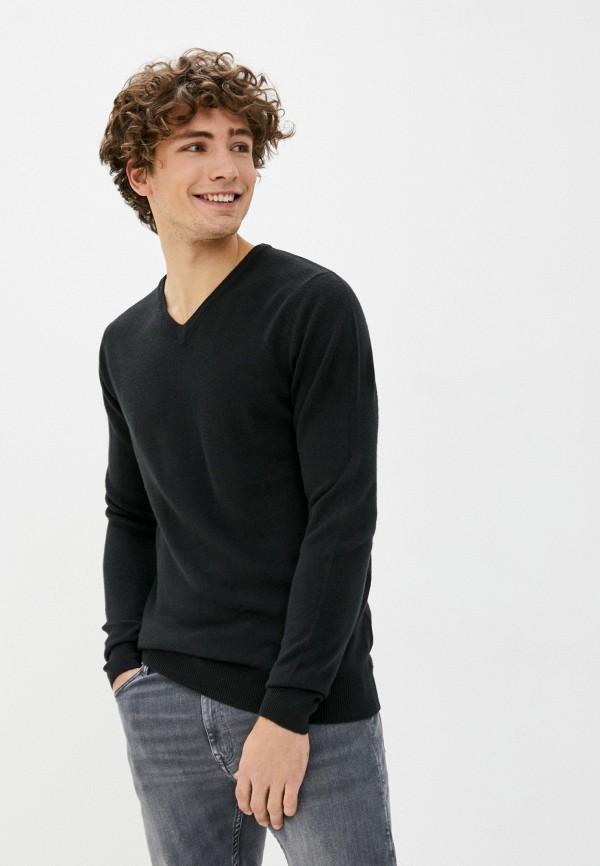 мужской пуловер kensington eastside, черный