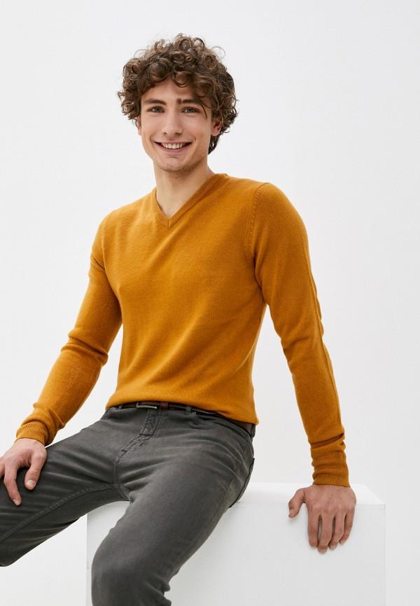 мужской пуловер kensington eastside, коричневый