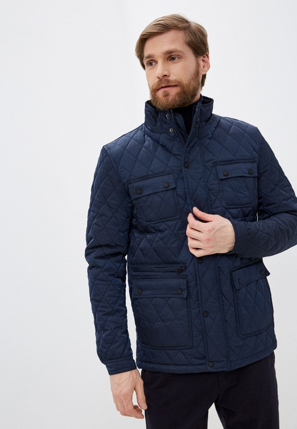 мужская куртка kensington eastside, синяя