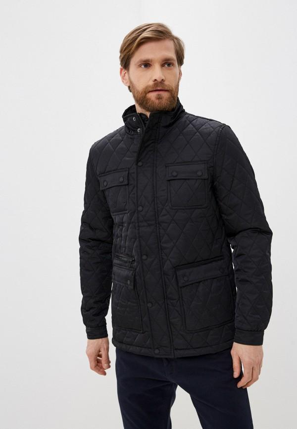 мужская куртка kensington eastside, черная