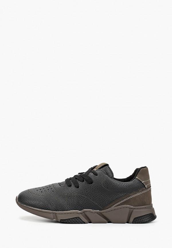 кроссовки keddo для мальчика, черные