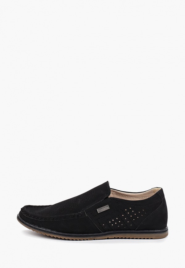 туфли keddo для мальчика, черные