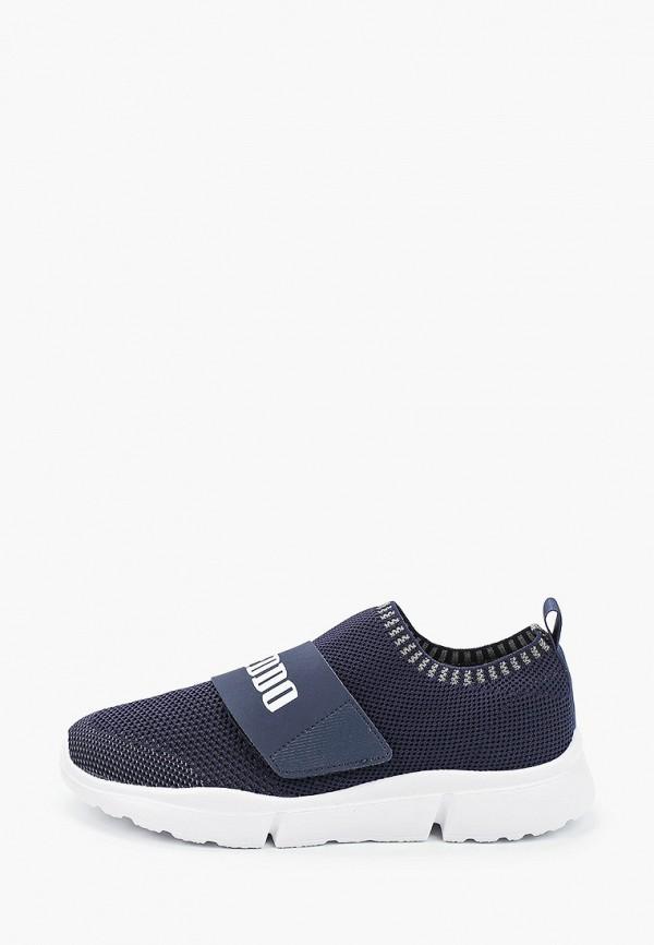 кроссовки keddo для мальчика, синие