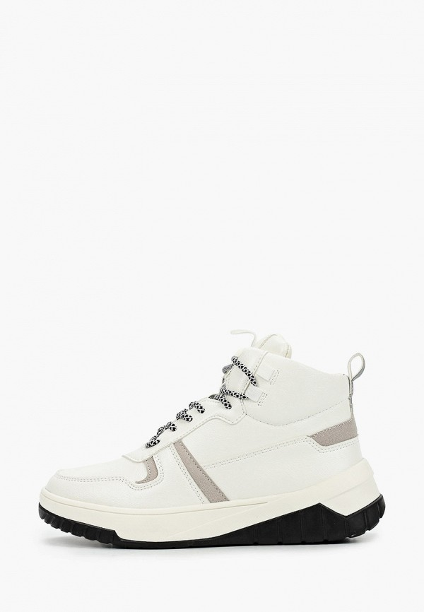 ботинки keddo для мальчика, белые