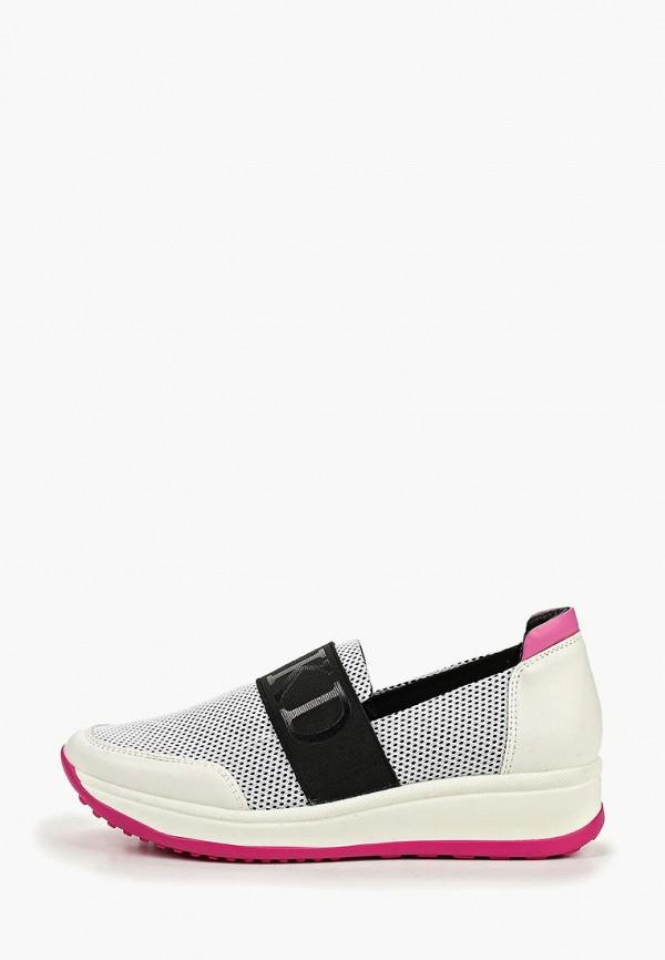 кроссовки keddo для девочки, белые