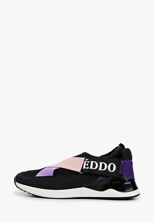 кроссовки keddo для девочки, черные