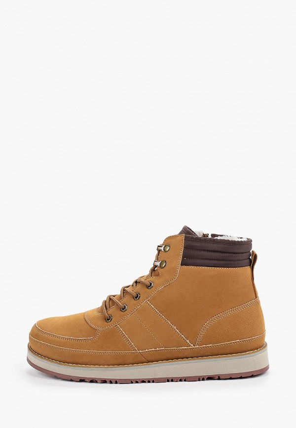 мужские ботинки keddo, коричневые