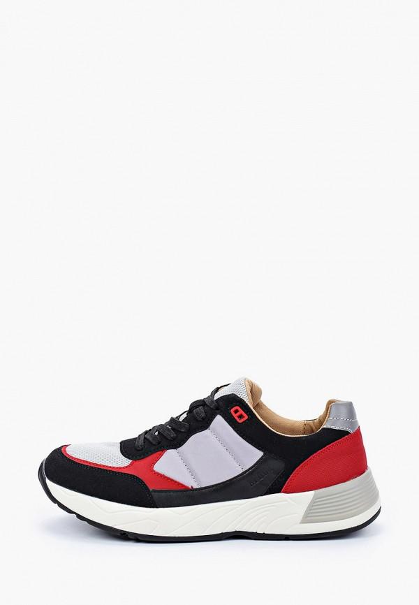 мужские низкие кроссовки keddo, разноцветные