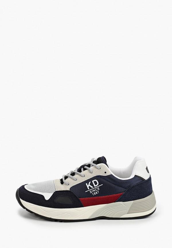 мужские кроссовки keddo, синие