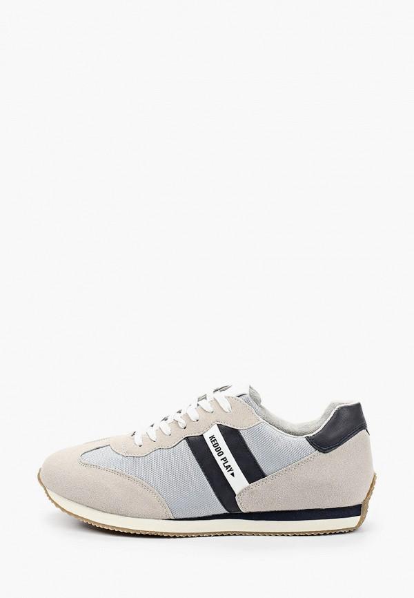 мужские кроссовки keddo, бежевые