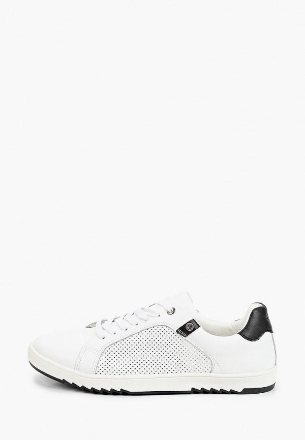 мужские низкие кроссовки keddo, белые