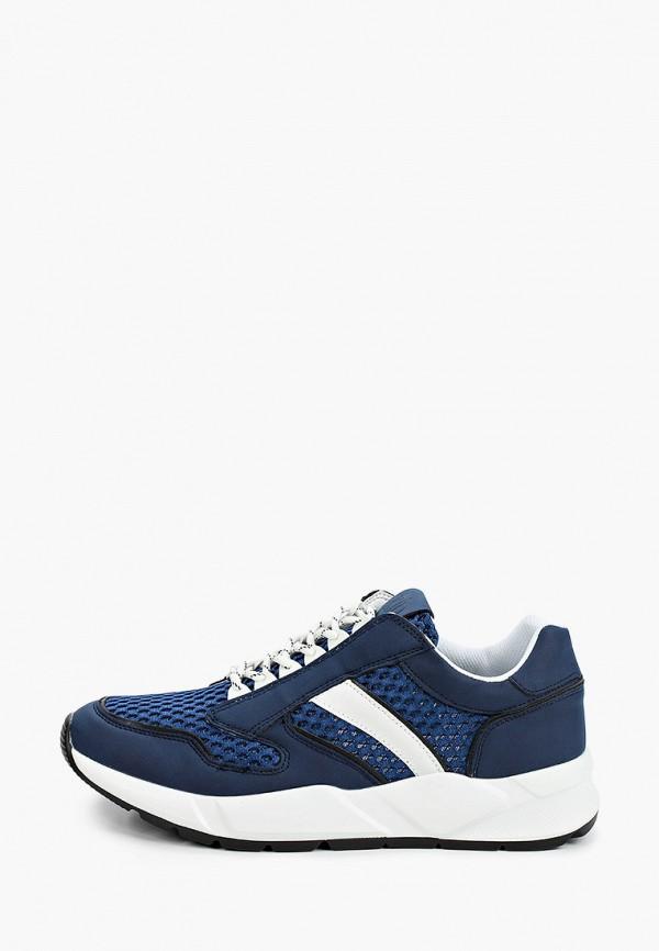 мужские низкие кроссовки keddo, синие