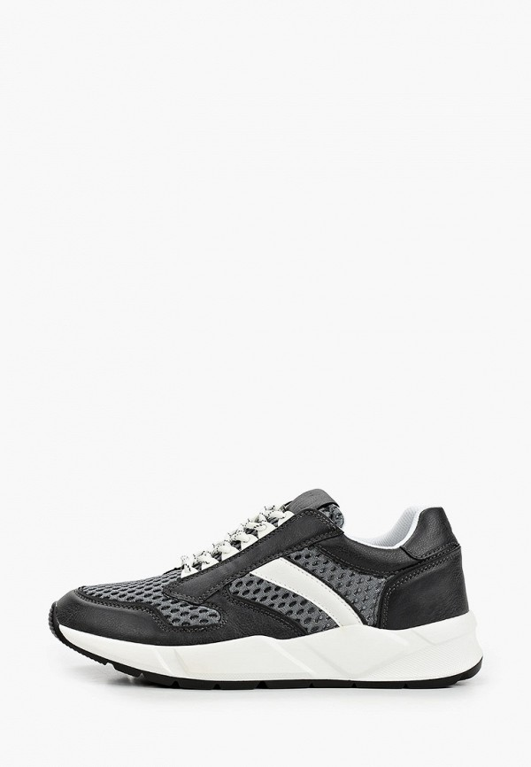 мужские низкие кроссовки keddo, серые