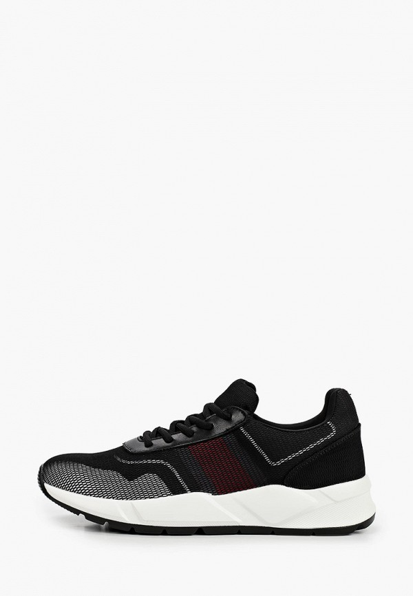 мужские низкие кроссовки keddo, черные