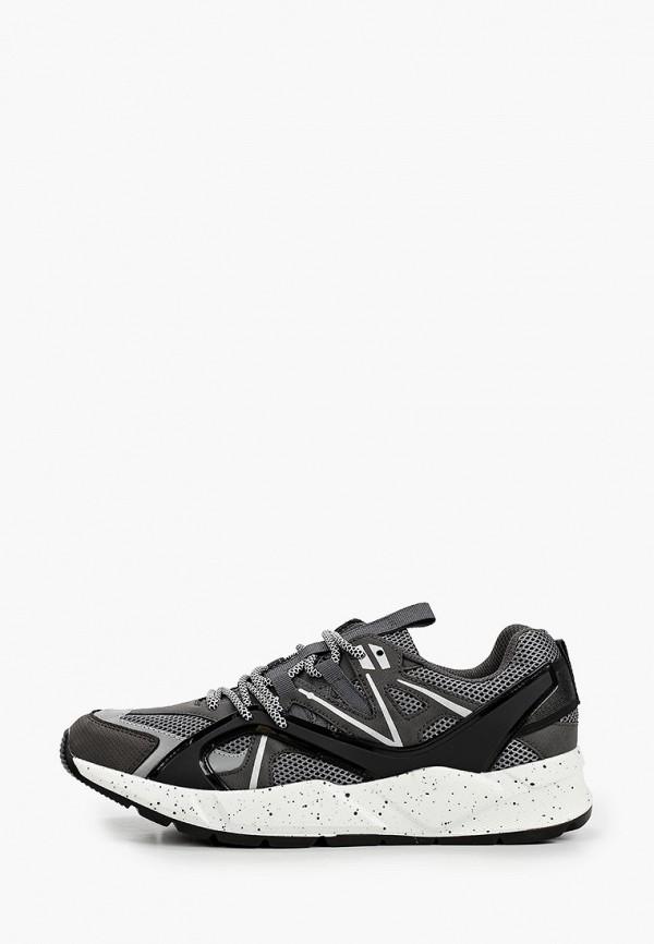 мужские кроссовки keddo, серые