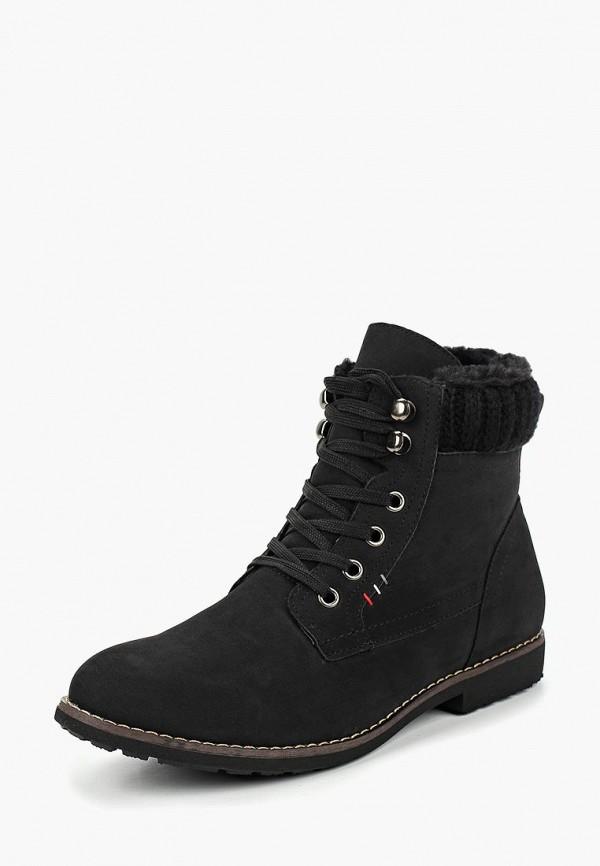 Купить Ботинки Keddo, ke037awcigo5, черный, Осень-зима 2018/2019