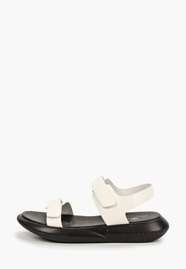 женские сандалии keddo, белые