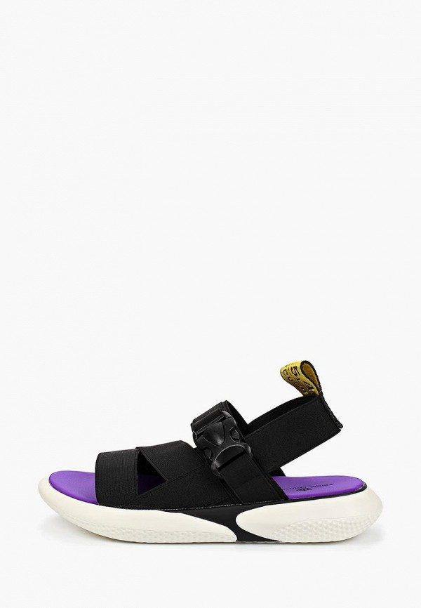 женские сандалии keddo, черные