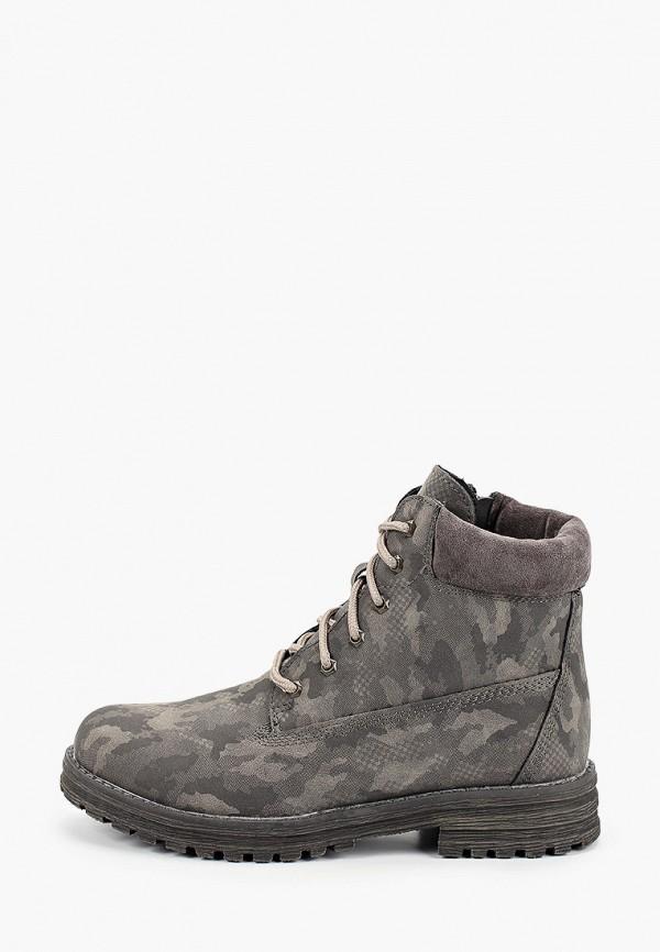женские ботинки keddo, серые