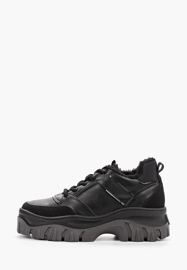 Фото - женские ботинки и полуботинки Keddo черного цвета