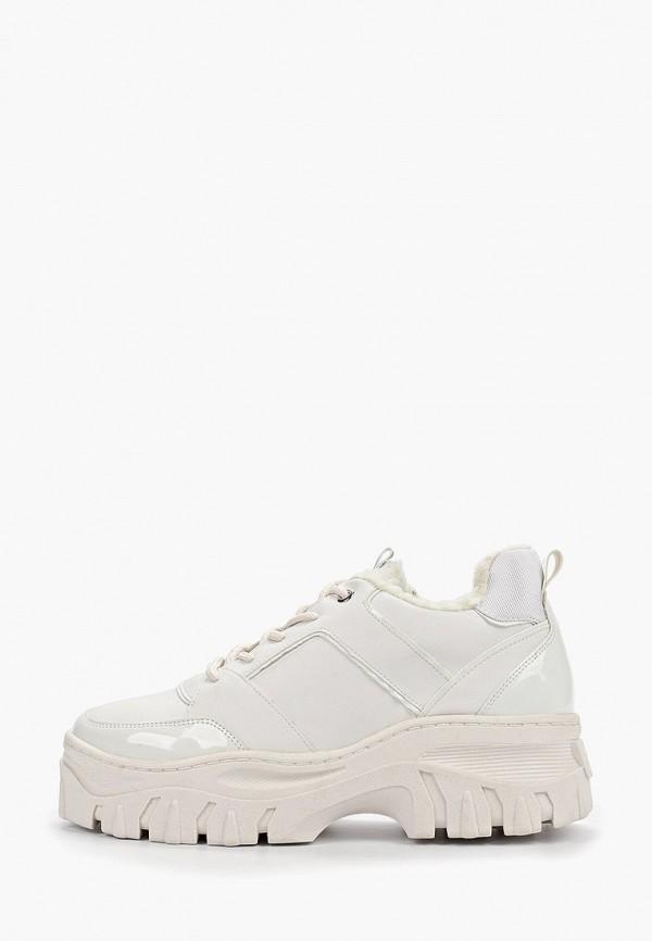 женские кроссовки keddo, белые