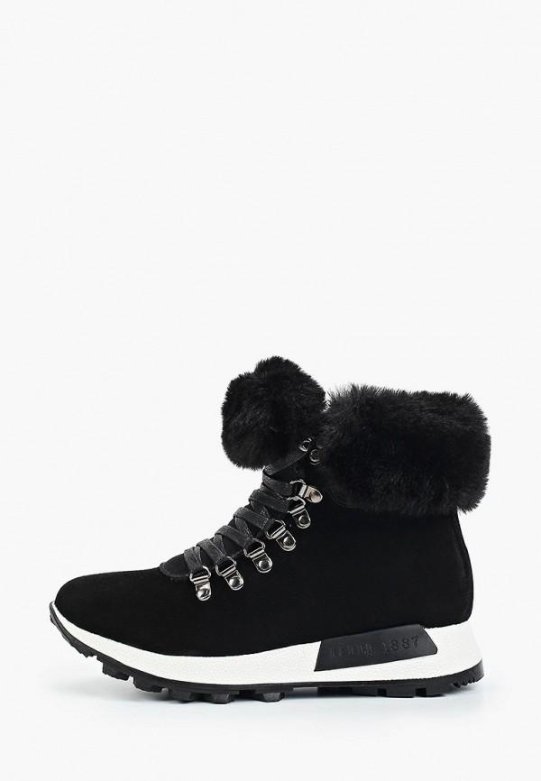 женские ботинки keddo, черные