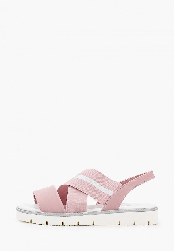 женские сандалии keddo, розовые
