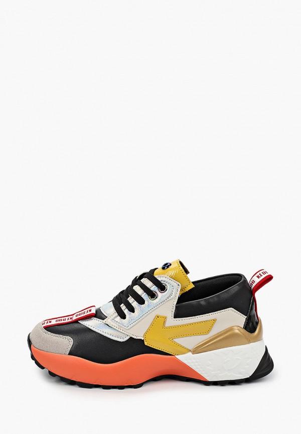 женские кроссовки keddo, разноцветные