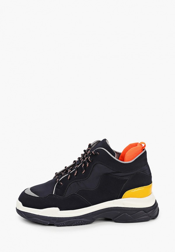 женские кроссовки keddo, черные