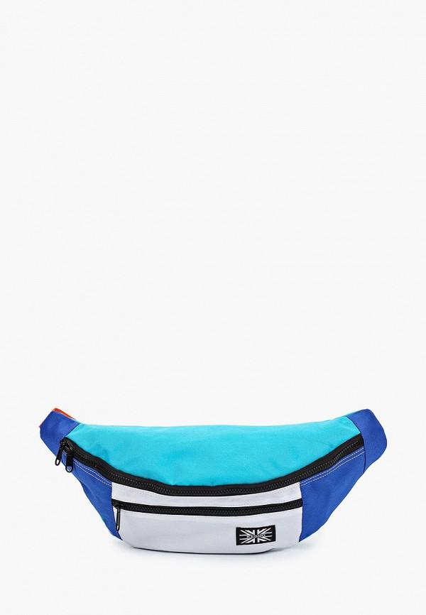 мужская сумка keddo, разноцветная