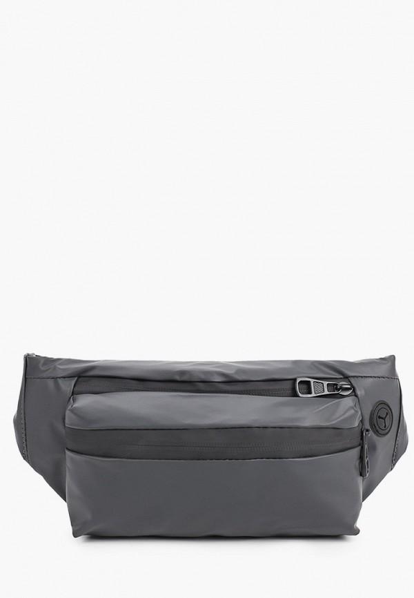 мужская сумка keddo, серая