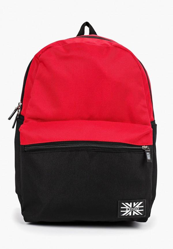 женский рюкзак keddo, красный