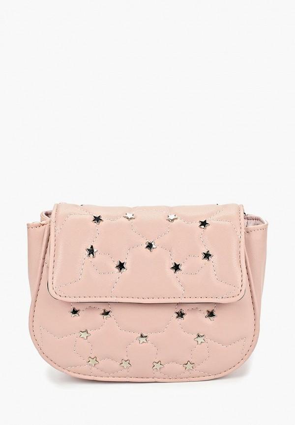 Фото - женскую сумку Keddo розового цвета