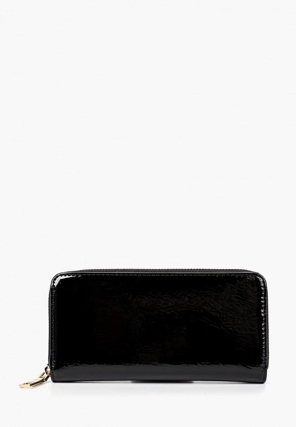 женский кошелёк keddo, черный