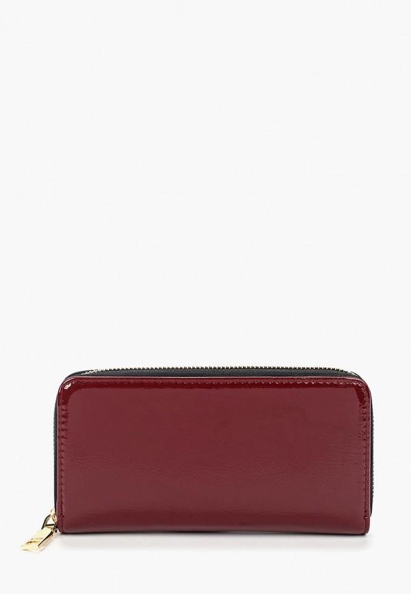 женский кошелёк keddo, бордовый