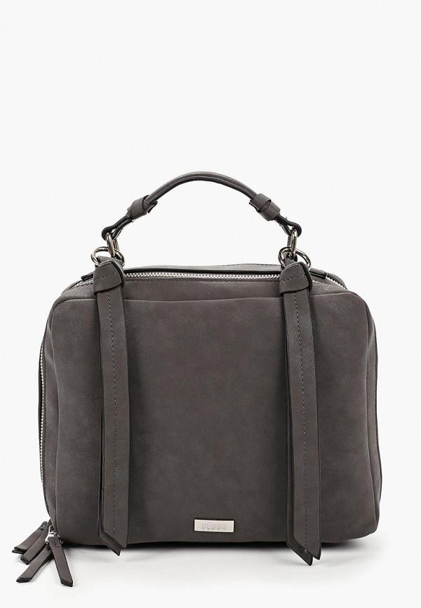 женская сумка keddo, серая